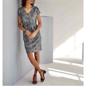 J. Jill Wearever Short Sleeve Dress